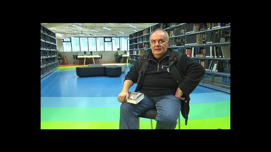 Video Robert Svoboda o překladu Harmonia caelestis