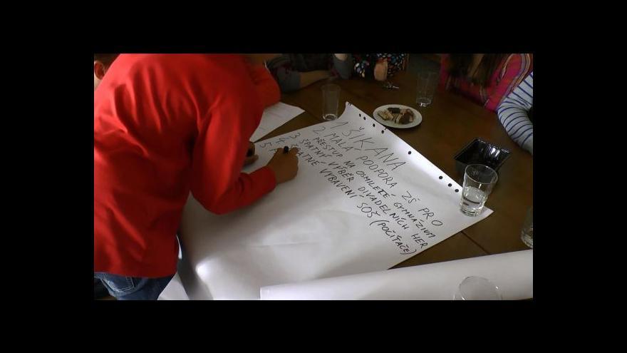 Video Dětské fórum v Jilemnici