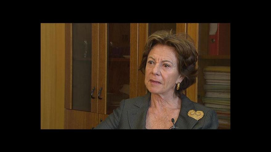 Video Eurokomisařka:  V horách nebo na ostrově, všude by měl být internet