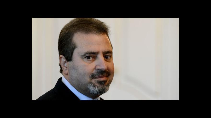 Video Smrt palestinského velvyslance nezavinili teroristé