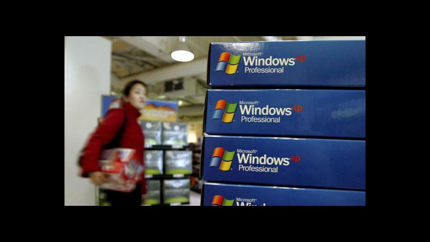 Video Microsoft ukončuje podporu Windows XP