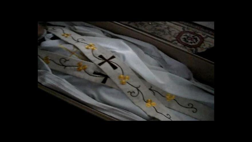 Video V Sýrii popravili nizozemského kněze
