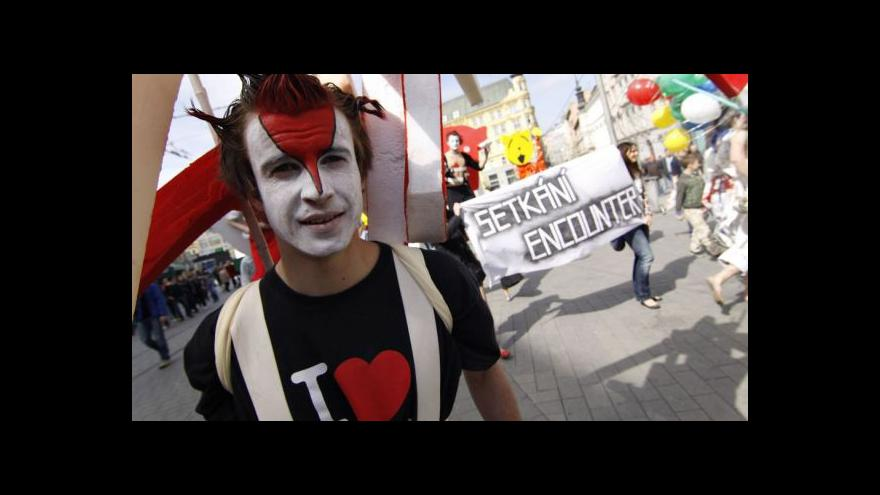 Video Vstup redaktora Michala Cagaly