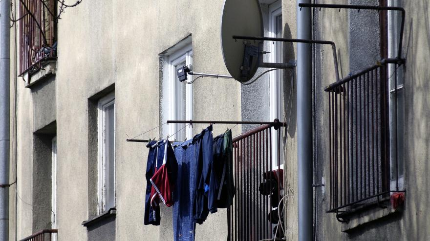 Video Oplocení bytových domů