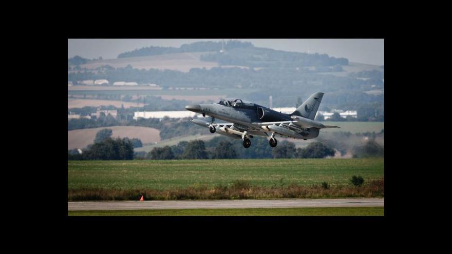 Video L-159 míří definitivně do Iráku