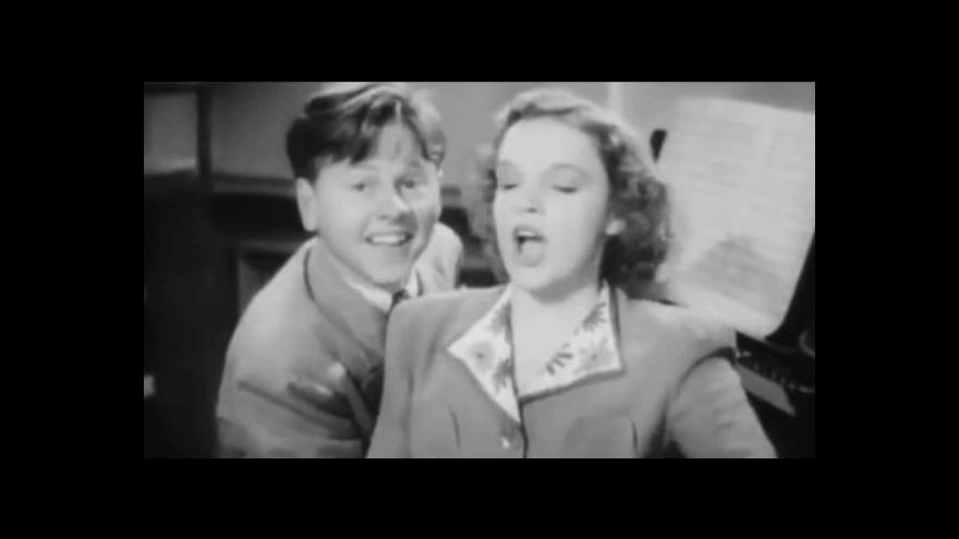 Video Mickey Rooney, stálice Hollywoodu, zemřel
