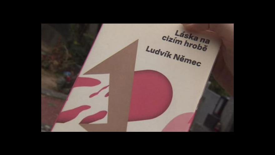 Video Nominace Magnesie Litery: Láska na cizím hrobě