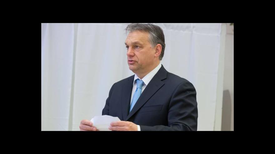 Video Fidesz opanoval maďarské volby