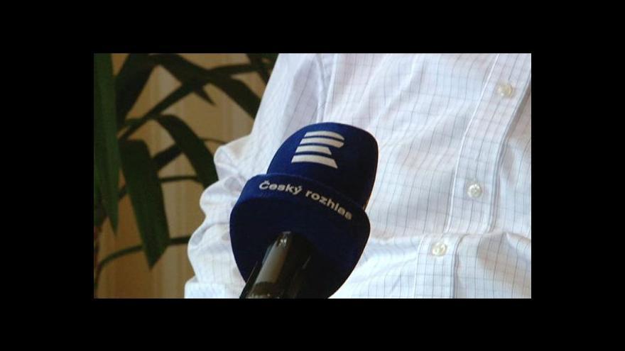 Video Události: Zeman je proti financování těžby v dole Paskov