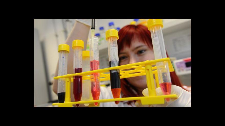 Video Události: Tuzemským firmám se investice do výzkumu nevyplatí