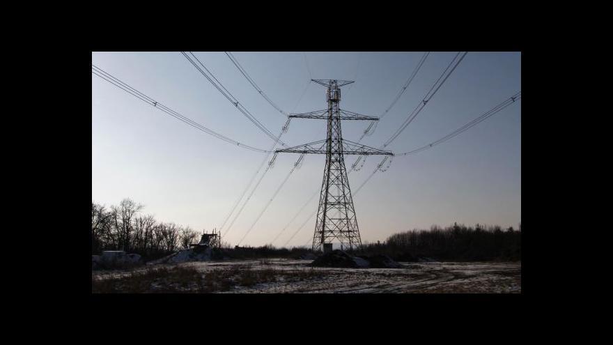 Video Holubec: Výpadek postihl desítky tisíc domácností