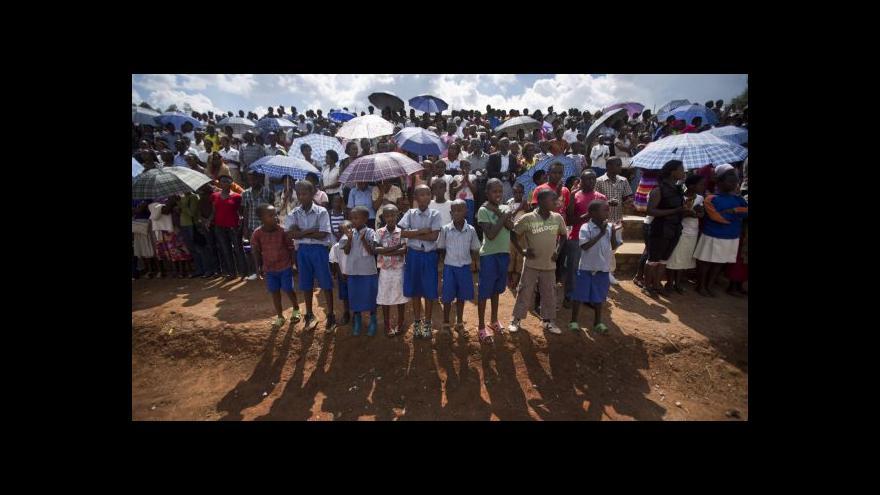 Video Uplynulo 20 let od začátku genocidy v africké Rwandě