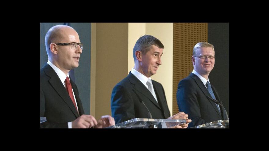 Video Spory mezi dvěma největšími koaličními stranami pokračují