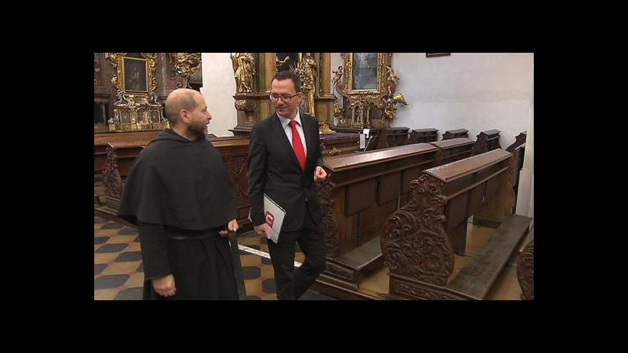 Video Události, komentáře: Stát versus církve
