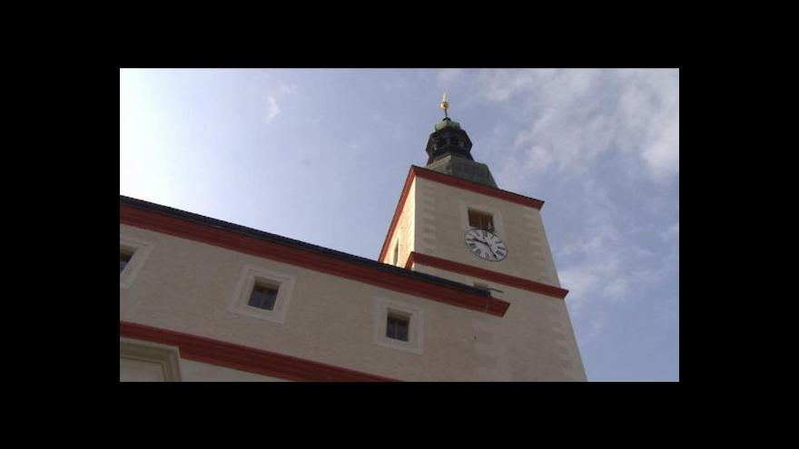 Video Kostel sv. Floriána má zpět zvony a těší se na turisty