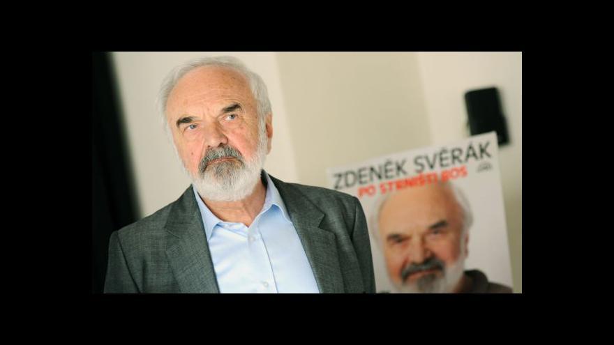 Video Zdeněk Svěrák vydává audioknihu o svém dětství
