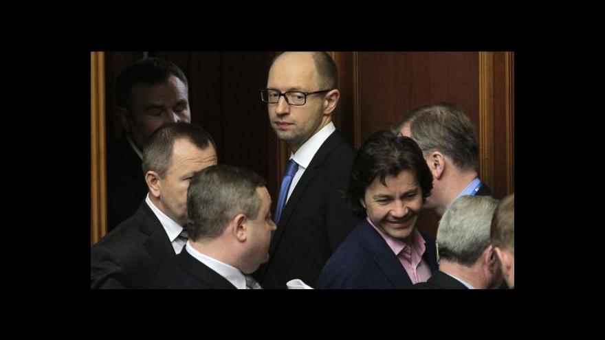 Video Spor mezi Ruskem a Ukrajinou se mezi diplomaty znovu vyostřuje