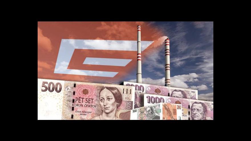 Video ČEZ investuje v zahraničí už deset let