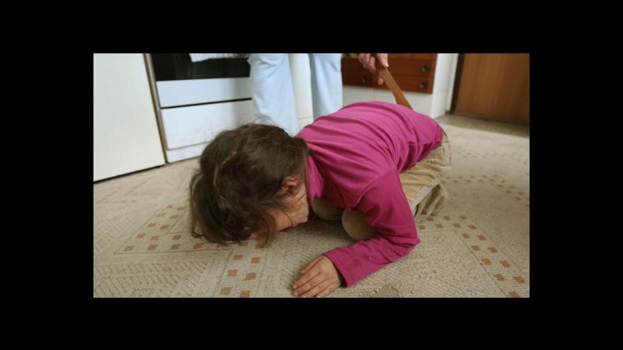 Video Tělesné tresty dětí - ano, či ne?