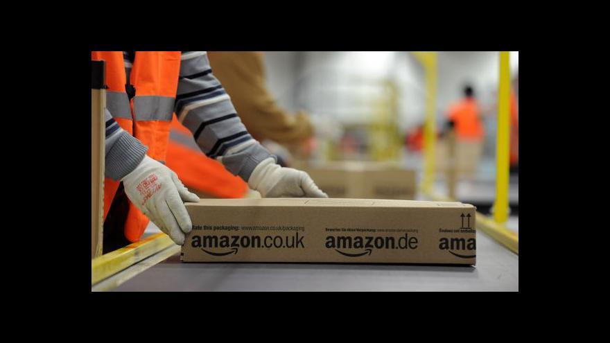 Video Události: Amazon hledá náhradníka za Brno