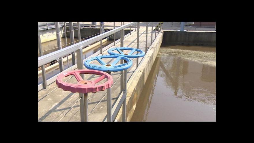 Video Milionová pokuta pro jičínské vodárny