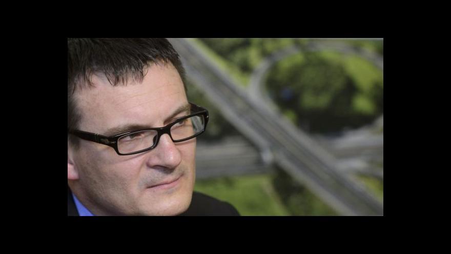 Video Nový šéf ŘSD Kubiš o personálních změnách v organizaci