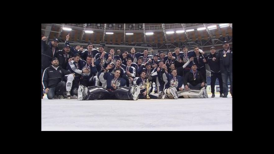 Video Druhé finále hokejové extraligy staršího dorostu