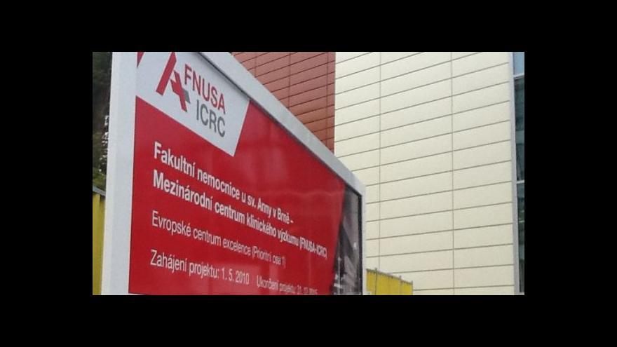 Video Barbora Telferová o vztazích ICRC a kliniky Mayo