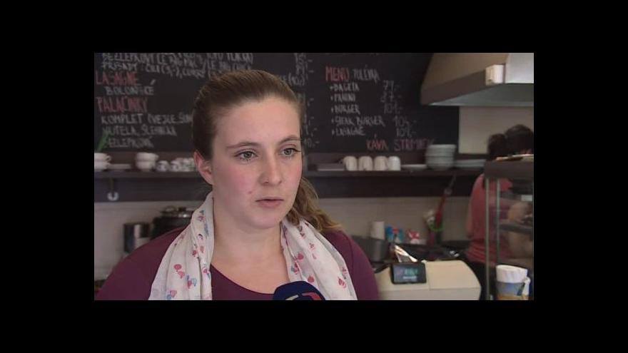 Video O prodeji alkoholu hovoří provozovatelka bistra Eva Lípová
