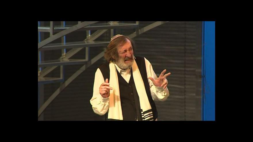 Video NO COMMENT: Benátský kupec v Městském divadle Brno