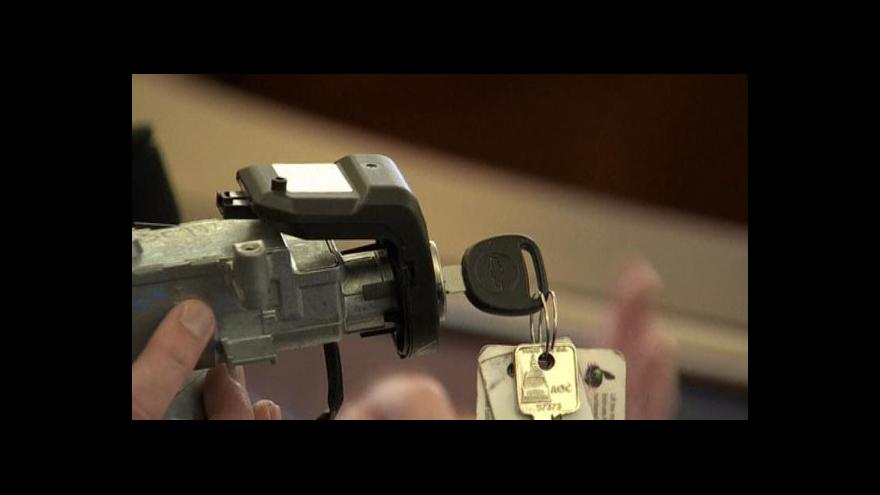 Video Ředitelka GM vysvětlovala váhání před svolávací akcí