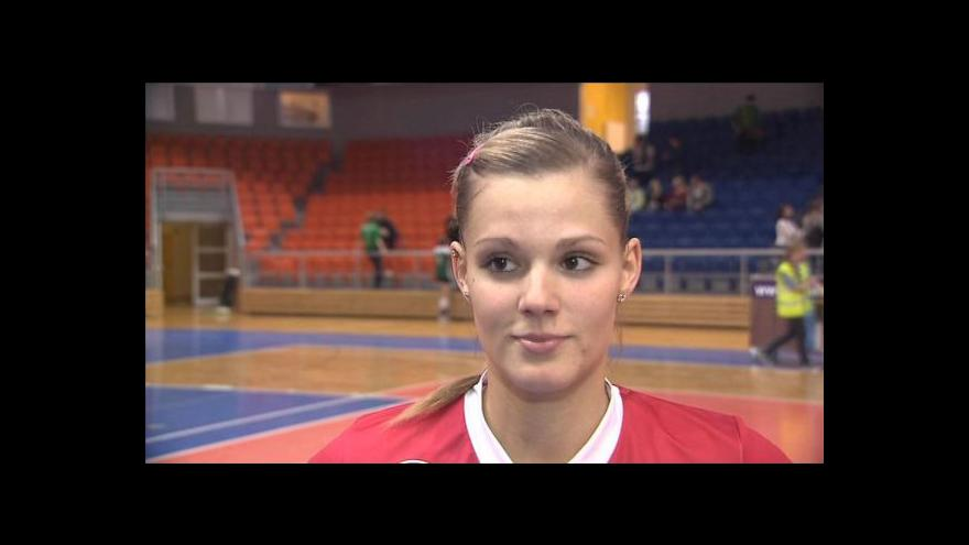 Video Rozhovor s Pavlou Vincourovou