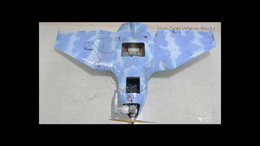 Video Horizont 24: Používá KLDR drony?