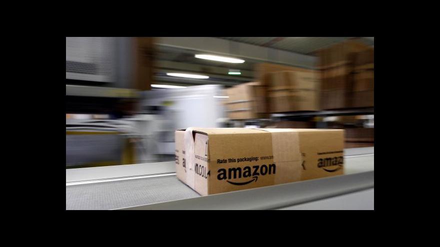 Video Telefonát Jakuba Ščurkeviče k rozhodnutí Amazonu