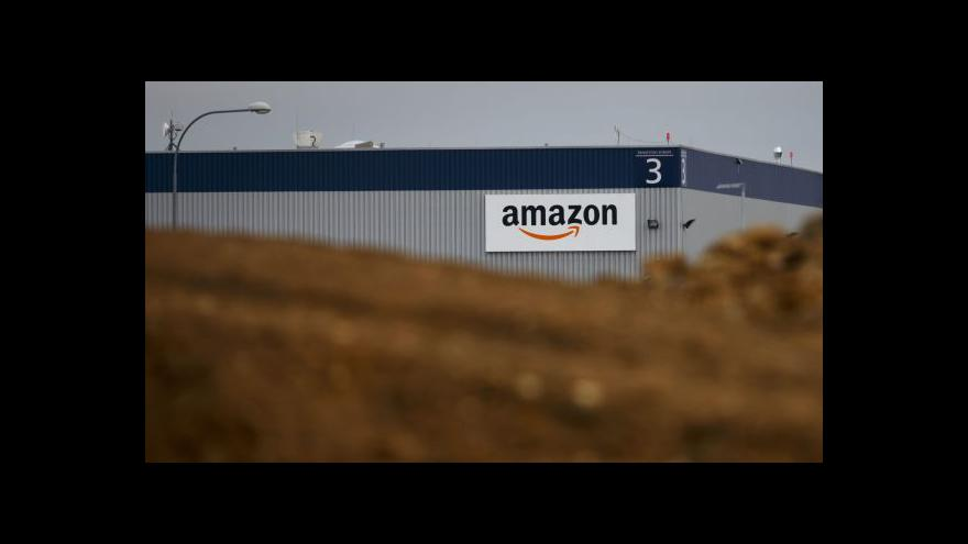 Video Téma odchodu Amazonu v UvR