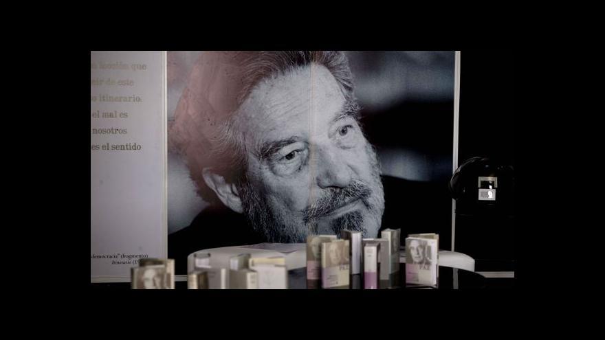 Video Básník Octavio Paz: Muž mezi dvěma ideologiemi
