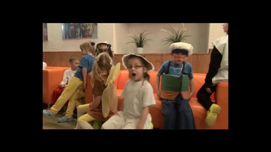 Video Soutěž mateřských škol