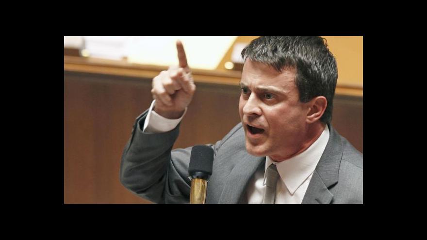Video PROFIL: Manuel Valls - nový premiér Francie