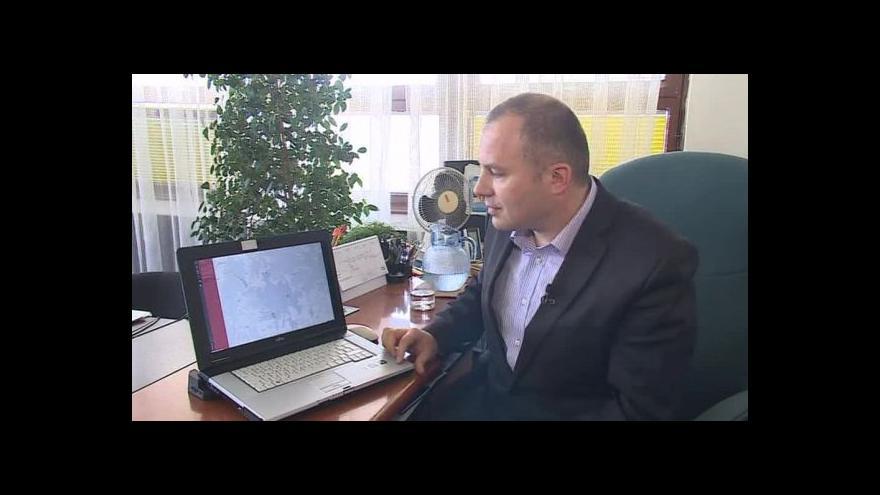 Video Novou aplikaci popisuje Martin Vaněček z brněnského magistrátu
