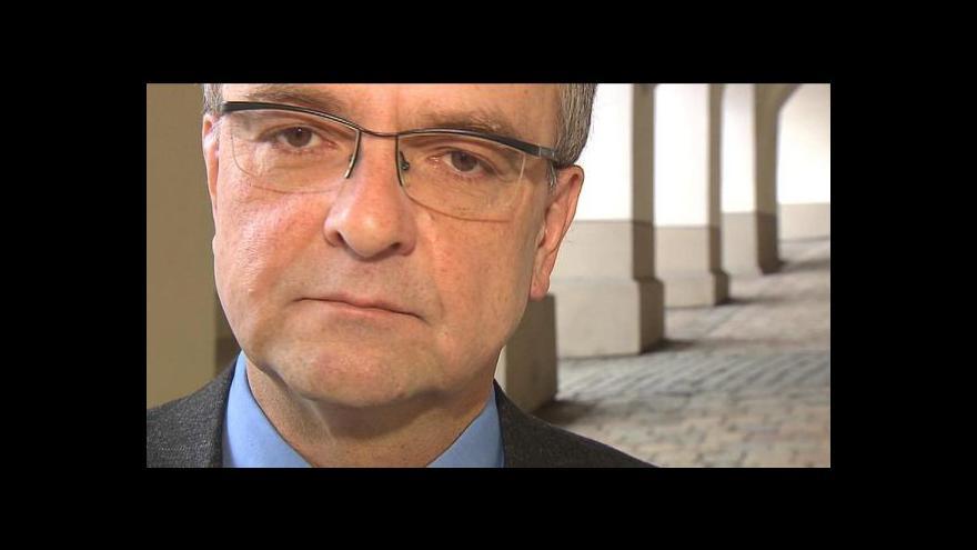 Video Kalousek: Komunální volby budou financovat hlavně místní organizace