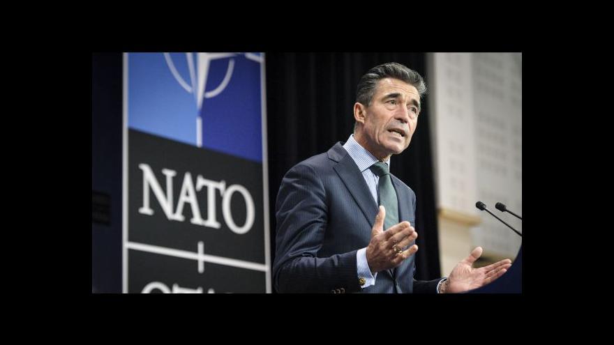 Video Ministři proberou budoucnost vztahů NATO s Ruskem
