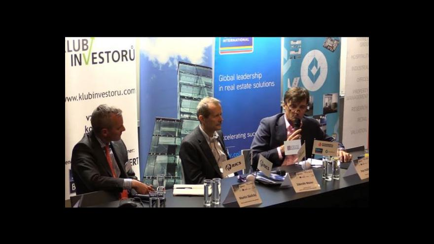 Video ZÁZNAM: konference Urbanismus a ekonomický růst