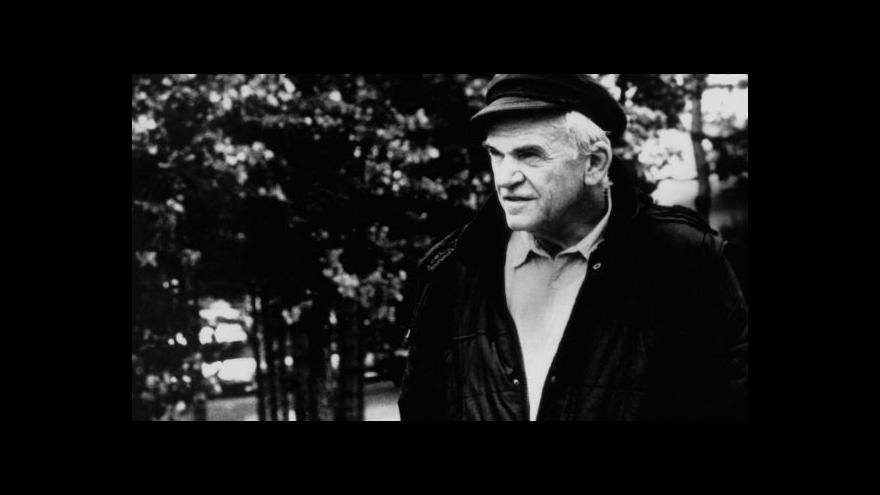 Video Milan Kundera - Středoevropan, romanopisec