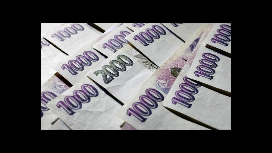 Video Franče: Skutečný deficit bude záviset na výběru daní