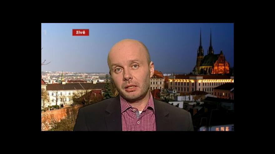 Video Hovoří šéfredaktor vydavatelství Host  Miroslav Balaštík