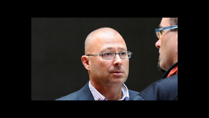 Video Barták: Topolánek potvrdil moji výpověď, o úplatek nešlo