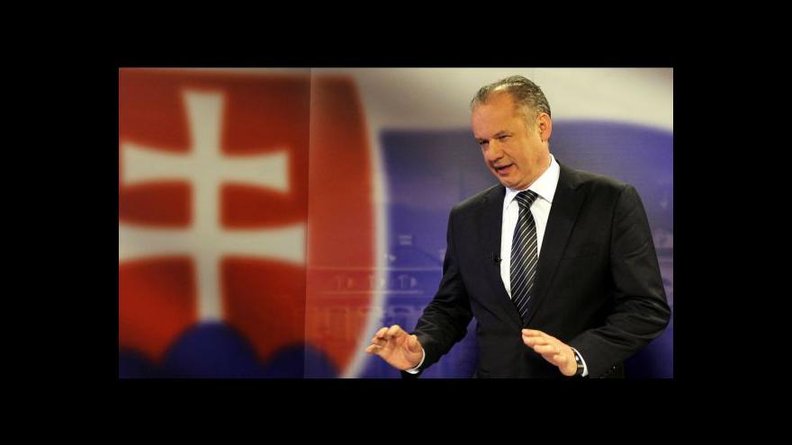 Video Pravomoci slovenského prezidenta se od českého příliš neliší