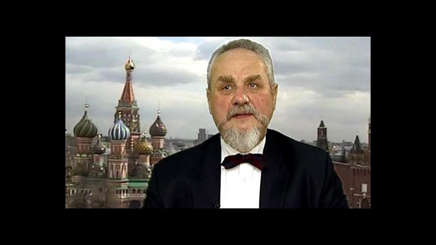 Video Historik Zubov: V Moskvě se rozhoduje o osudu Evropy