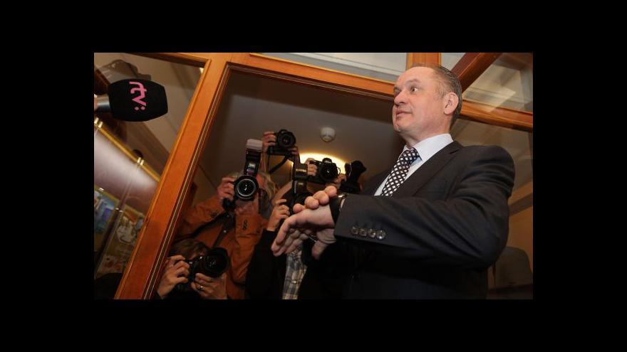 Video Speciální vysílání ČT24 Slovensko zvolilo prezidenta