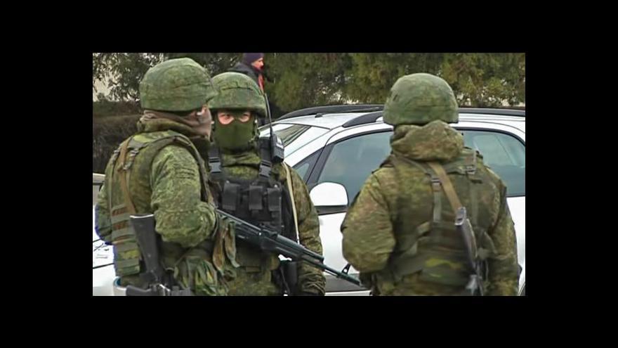 Video Obama: Rusko musí stáhnout vojáky z Krymu